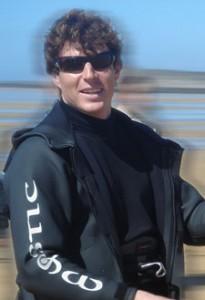 Ecole Kitesurf Quiberon David Cano le fondateur de Rêve de Glisse