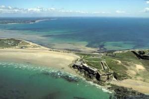 Quiberon Spot de kitesurf