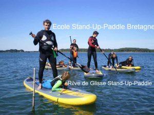 Ecole kitesurf Quiberon : Initiez-vous aussi au Paddle pour tous