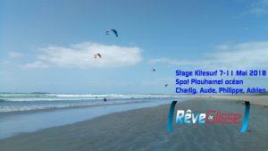 Ecole kitesurf Quiberon : cours tous niveaux kitesurf débutants et initiation kitesurf