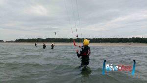 Ecole kitesurf Quiberon autorisée sur les meilleurs spots de la région Carnac Plouharnel Erdeven