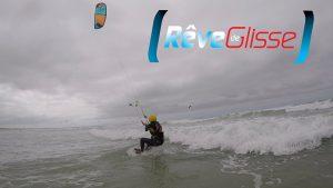 Ecole kitesurf Quiberon : Inscription et Réservation en Ligne Forfait 10 cours à 70€ le cours.