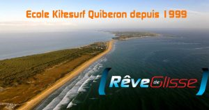 Ecole kitesurf Quiberon Carnac Erdeven Plouharnel
