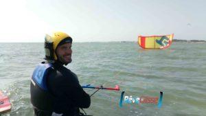initiation kitesurf débuter le kitesurf